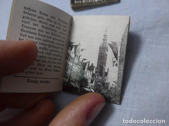 Militaria: * antiguos 2 librito aleman original de II guerra mundial, alemania. ZX - Foto 4 - 222611267