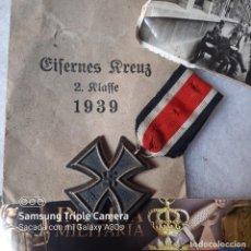 Militaria: CRUZ DE HIERRO DE 2 CLASE. Lote 253756530