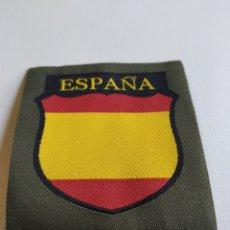 Militaria: PARCHE DE BRAZO DIVISIÓN AZUL. Lote 223804870