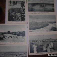 Militaria: COLECCIÓN COMPL.ORIGINAL III REICH) DE STALINGRAD BIS NURN BERG. SERIE Nº 41-45. LA W W II EN FOTOS.. Lote 224318603