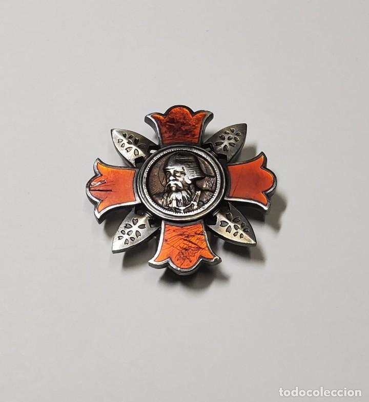 Militaria: MEDALLA PLATA MACIZA DE JAPON.HERIDO EN COMBATE.2ª GUERRA MUNDIAL.CAJITA ORIGINAL CON MARCAJES - Foto 4 - 225573665
