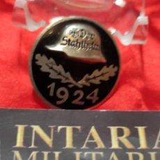 Militaria: DISTINTIVO DER STAHLHELM 1924. Lote 225850205
