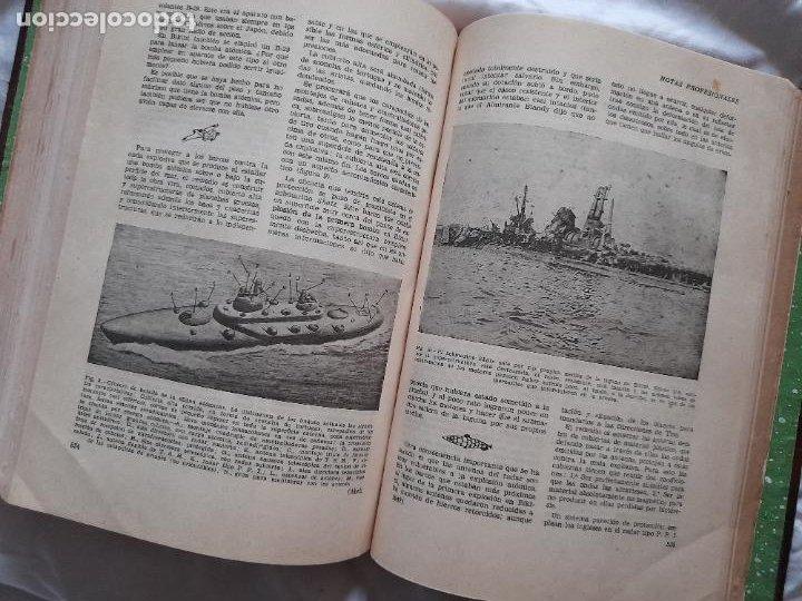 Militaria: REVISTA GENERAL DE MARINA 1946, VARIOS TOMOS - Foto 7 - 226112920