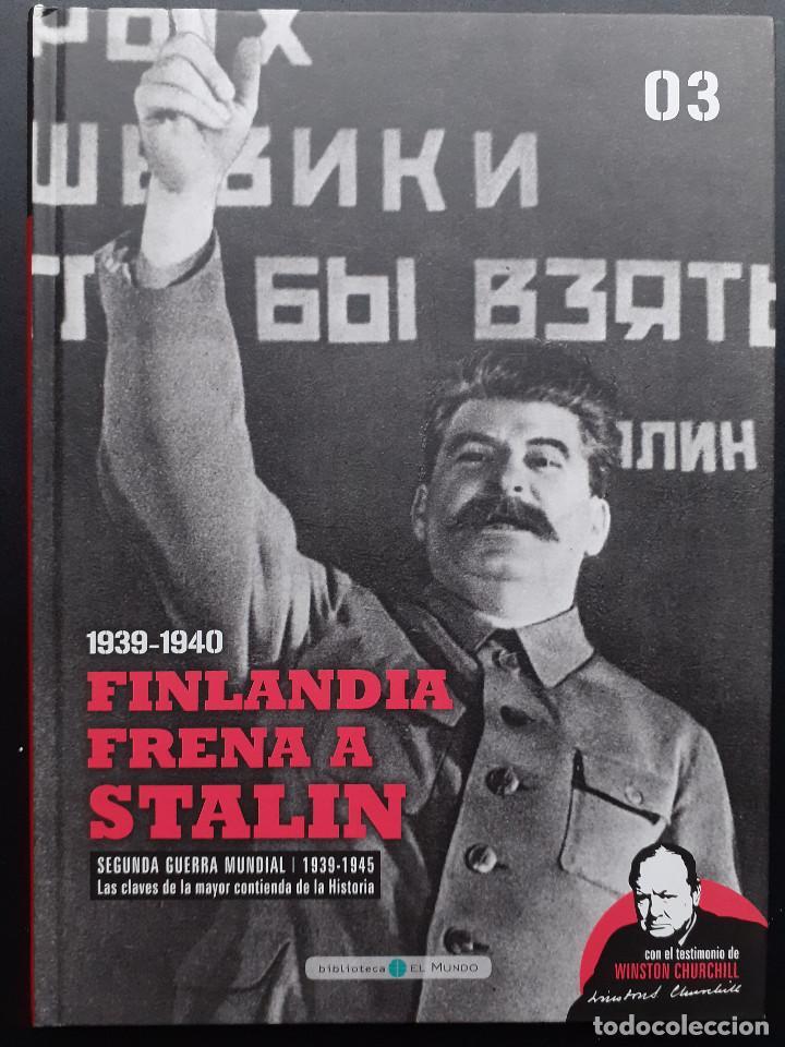 1939-1940 FINLANDIA FRENA A STALIN. II GUERRA MUNDIAL (Militar - II Guerra Mundial)