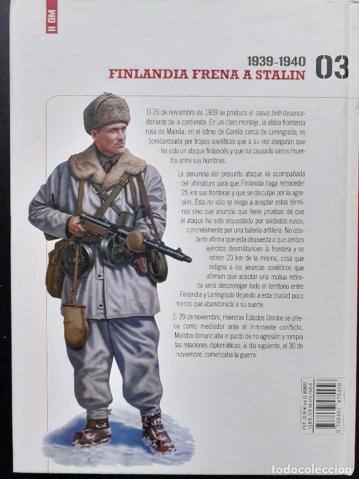 Militaria: 1939-1940 Finlandia frena a Stalin. II Guerra Mundial - Foto 3 - 229802305