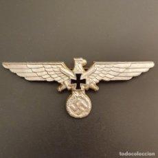 Militaria: AGUILA DE UNIFORME EN ALUMINIO DE LA NATIONALSOZIALISTISCHER REICHSKRIEGERBUND ( NSRKB ). NAZI.. Lote 231551270