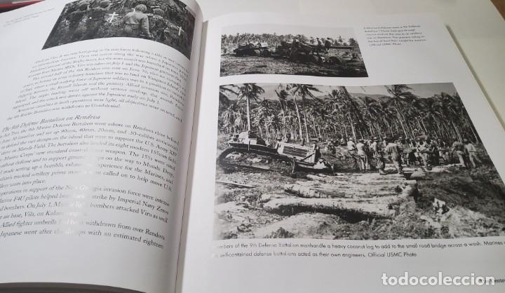 Militaria: NEW GEORGIA,BOUGAINVILLE AND CAPE GLOUCESTER.LIBRO DE ZENITH PRESS EN INGLES - Foto 4 - 232737755