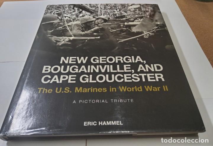 NEW GEORGIA,BOUGAINVILLE AND CAPE GLOUCESTER.LIBRO DE ZENITH PRESS EN INGLES (Militar - II Guerra Mundial)
