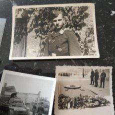 Militaria: LOTE FOTOS. Lote 233113940