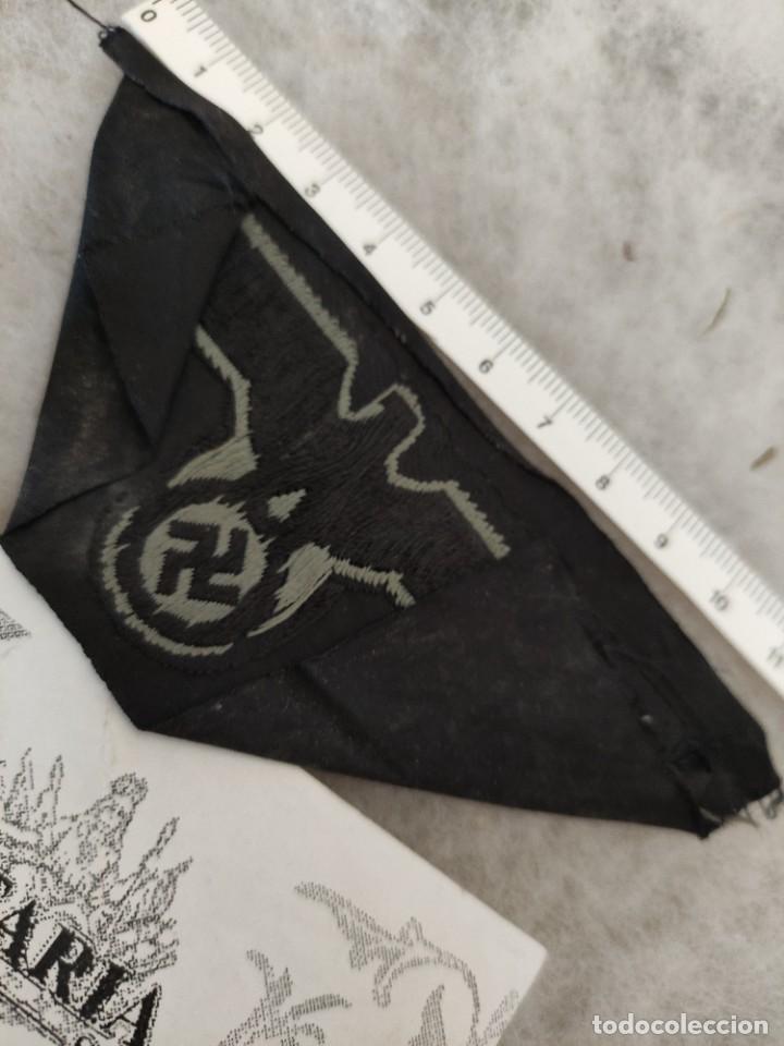Militaria: Águila de uniforme panzer de pecho - Foto 3 - 234292285