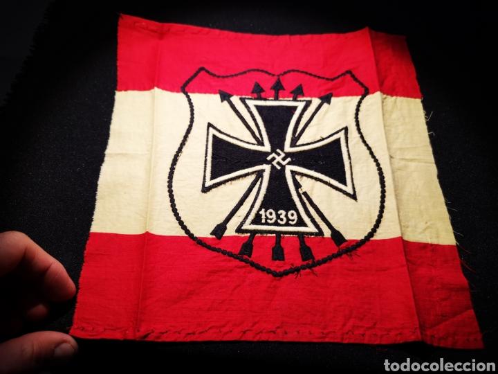 BANDERA DE LA DIVISIÓN AZUL (Militar - II Guerra Mundial)