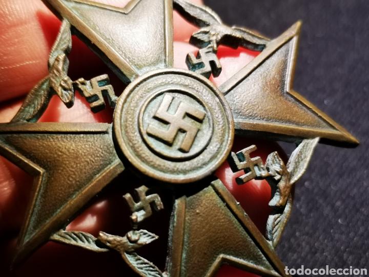 Militaria: Spanien Kreuz cruz española legion cóndor. - Foto 3 - 234926695