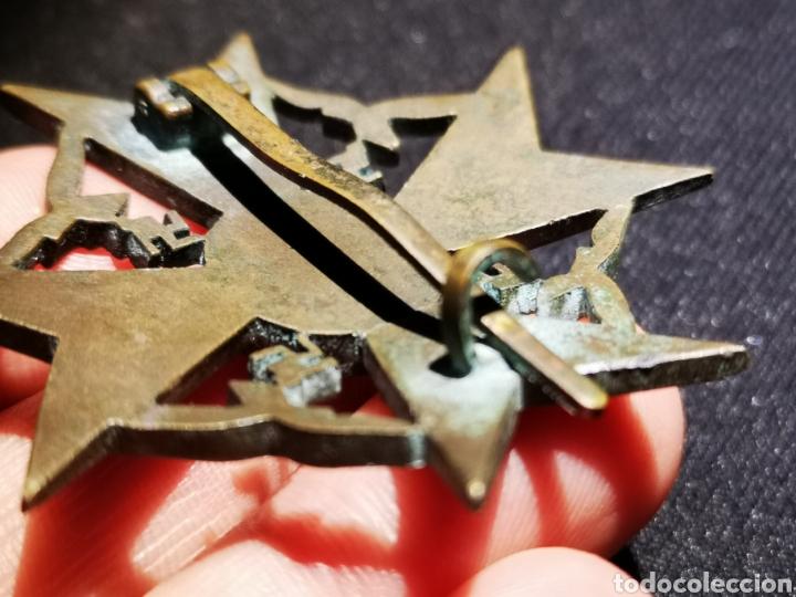 Militaria: Spanien Kreuz cruz española legion cóndor. - Foto 5 - 234926695