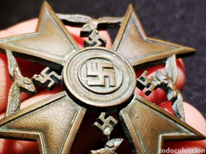 Militaria: Spanien Kreuz cruz española legion cóndor. - Foto 7 - 234926695