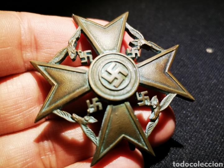 SPANIEN KREUZ CRUZ ESPAÑOLA LEGION CÓNDOR. (Militar - II Guerra Mundial)