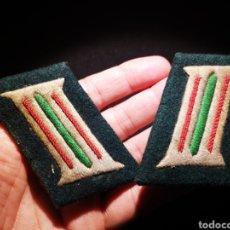 Militaria: KRAGENSPIEGEL DE OFICIAL DE ARTILLERIA. Lote 237276060