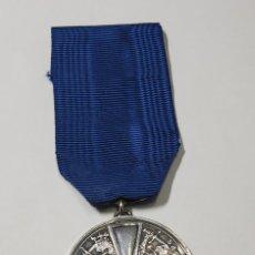 Militaria: MEDALLA DE PLATA.ORDEN DE LA ROSA BLANCA DE 2ª CLASE DE FINLANDIA.SEGUNDA GUERRA MUNDIAL.. Lote 252514725