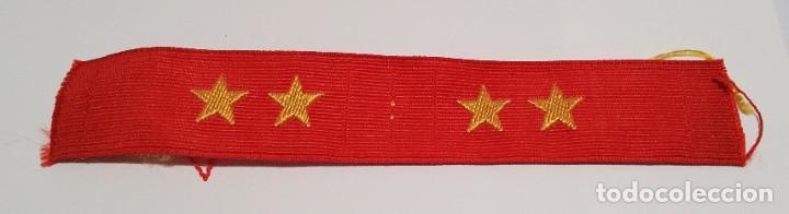 GALONES DE CUELLO DEL EJERCITO DE JAPÓN.SEGUNDA GUERRA MUNDIAL (Militar - II Guerra Mundial)
