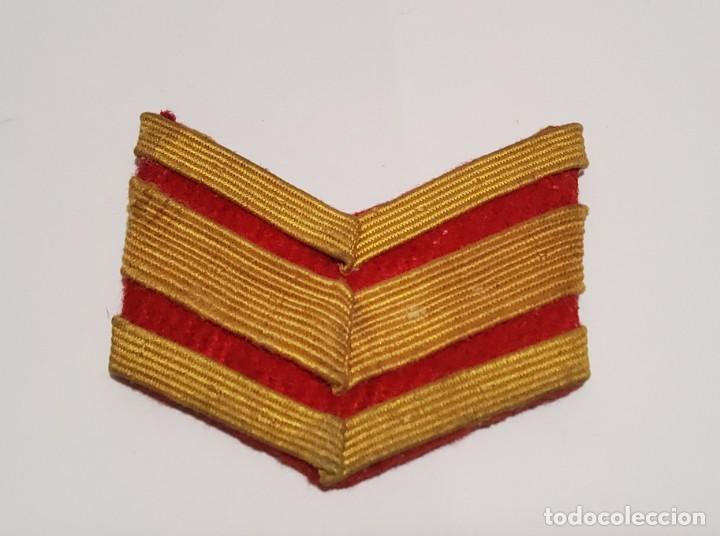 GALON DE HOMBRO DEL EJERCITO DE JAPÓN.SEGUNDA GUERRA MUNDIAL (Militar - II Guerra Mundial)