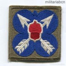 Militaria: ESTADOS UNIDOS DE AMÉRICA. USA. PARCHE DEL XXI CORPS DE LA SEGUNDA GUERRA MUNDIAL.. Lote 254342185