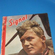 Militaria: REVISTA SIGNAL. 1944. Nº 6.. Lote 262033330