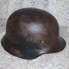 Militaria: CASCO ALEMAN MODELO M35 - WII. Lote 262122615