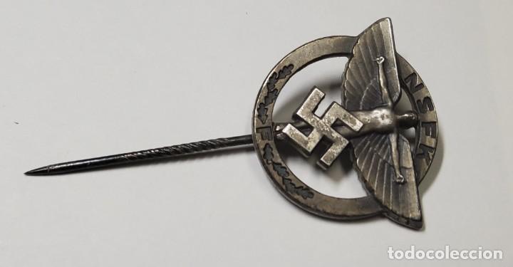 INSIGNIA MIEMBRO PROMOTOR CUERPO DE PILOTOS MILITARES DE ALEMANIA DEL TERCER REICH.2ª GUERRA MUNDIAL (Militar - II Guerra Mundial)