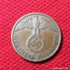 Militaria: ORIGINAL MONEDA NAZI. Lote 267226999