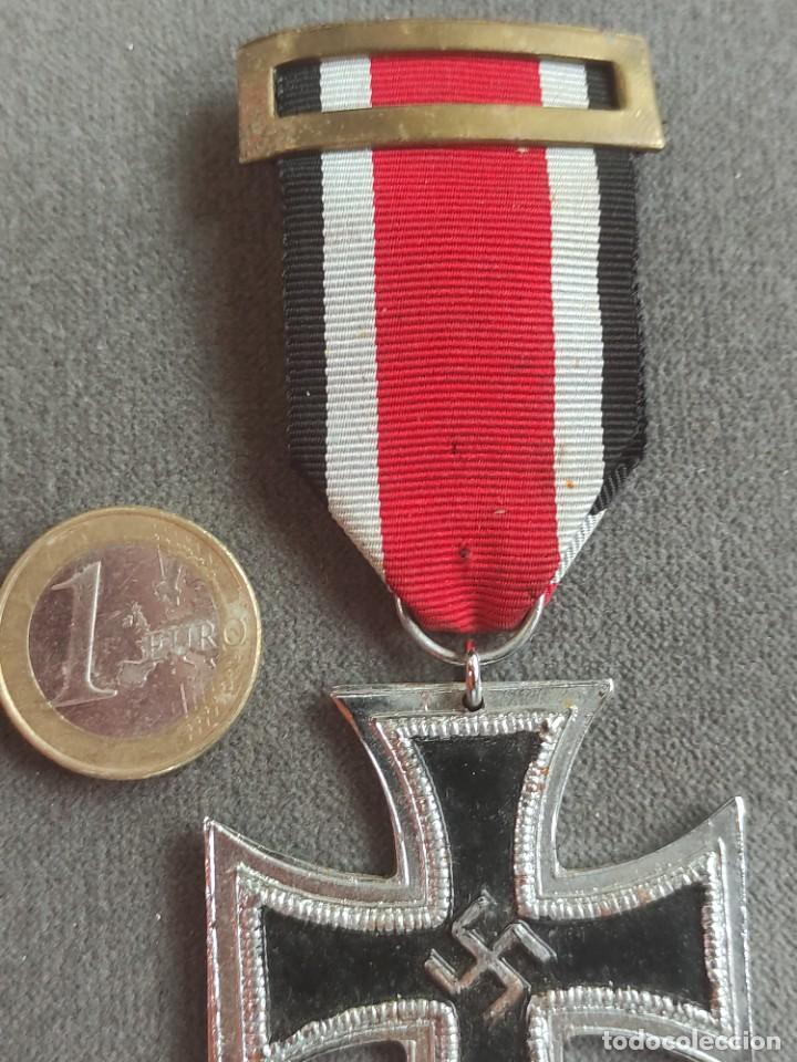 Militaria: Cruz de hierro de fabricación española para División Azul - Foto 3 - 268115519