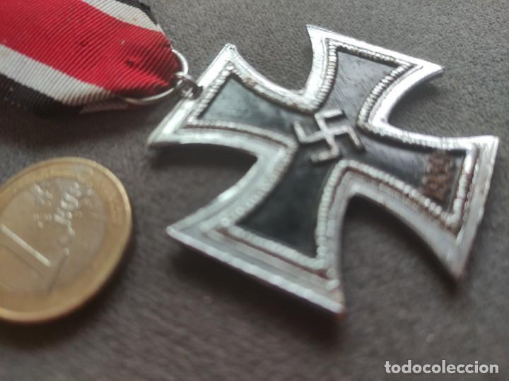 Militaria: Cruz de hierro de fabricación española para División Azul - Foto 4 - 268115519