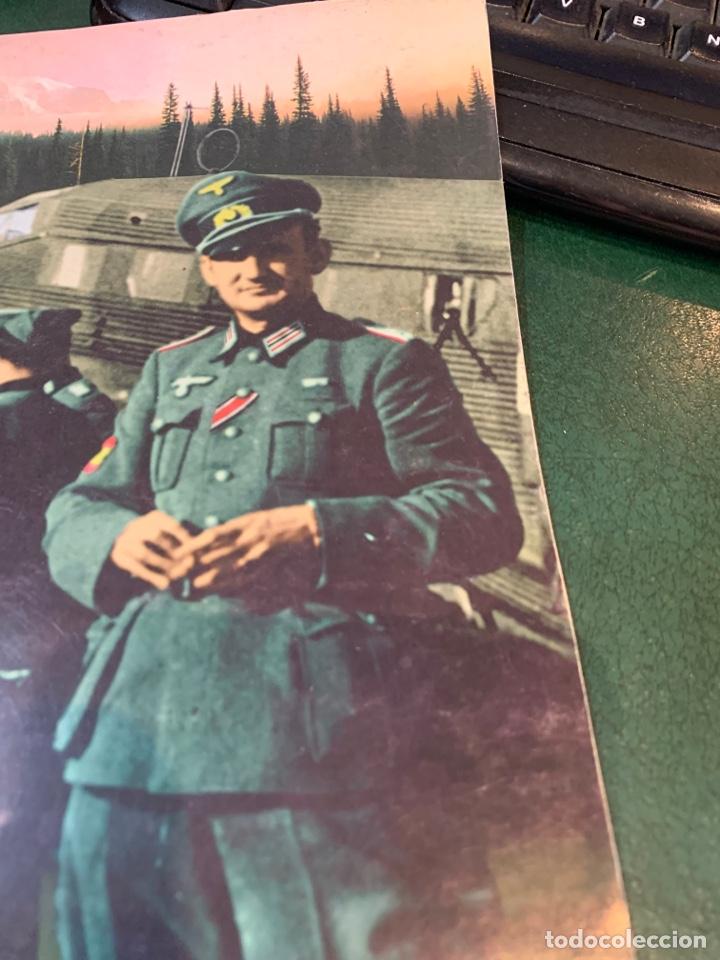Militaria: N. Extra Defensa - Dedicada a la División Azul - - Foto 2 - 268618104