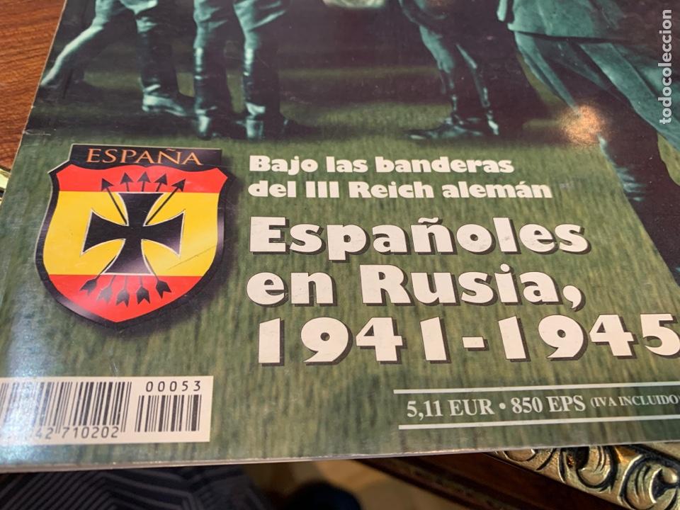 Militaria: N. Extra Defensa - Dedicada a la División Azul - - Foto 3 - 268618104