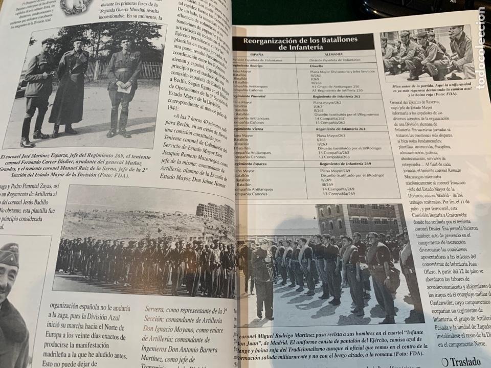Militaria: N. Extra Defensa - Dedicada a la División Azul - - Foto 7 - 268618104