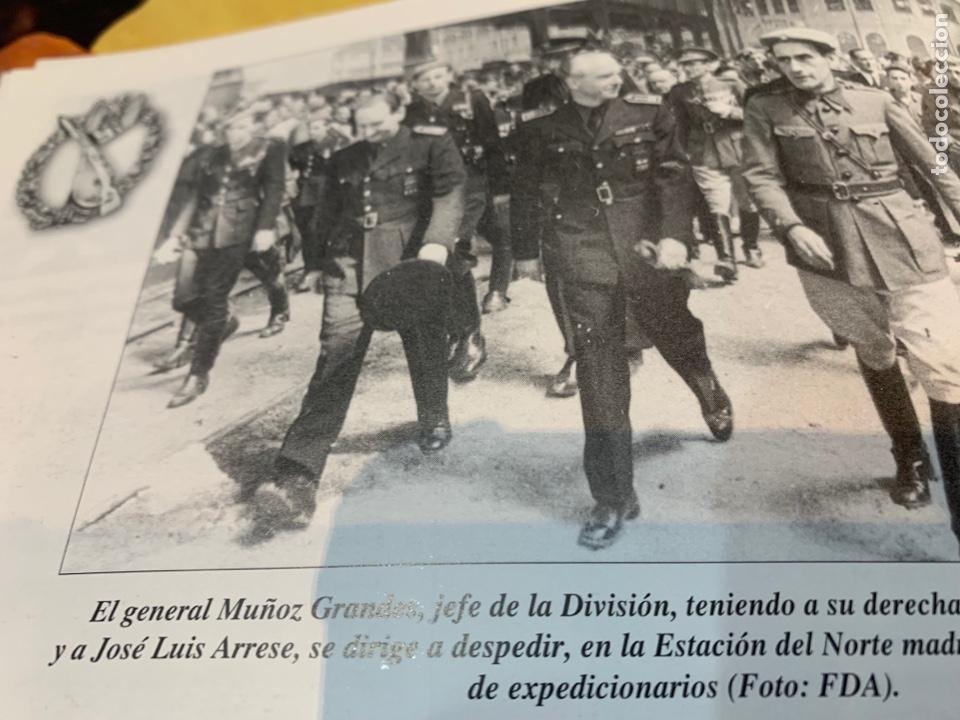 Militaria: N. Extra Defensa - Dedicada a la División Azul - - Foto 10 - 268618104