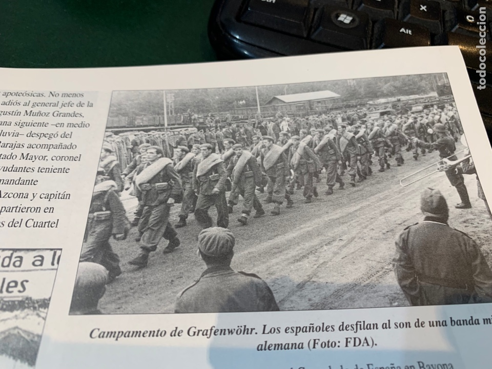 Militaria: N. Extra Defensa - Dedicada a la División Azul - - Foto 11 - 268618104