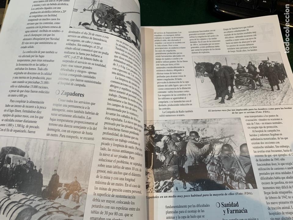 Militaria: N. Extra Defensa - Dedicada a la División Azul - - Foto 19 - 268618104
