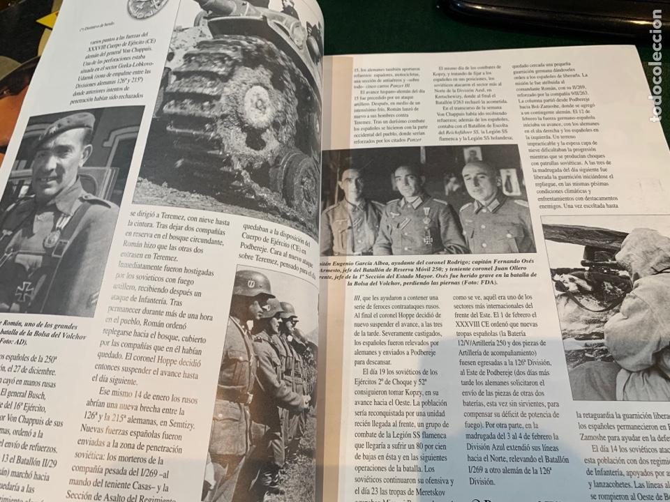 Militaria: N. Extra Defensa - Dedicada a la División Azul - - Foto 22 - 268618104