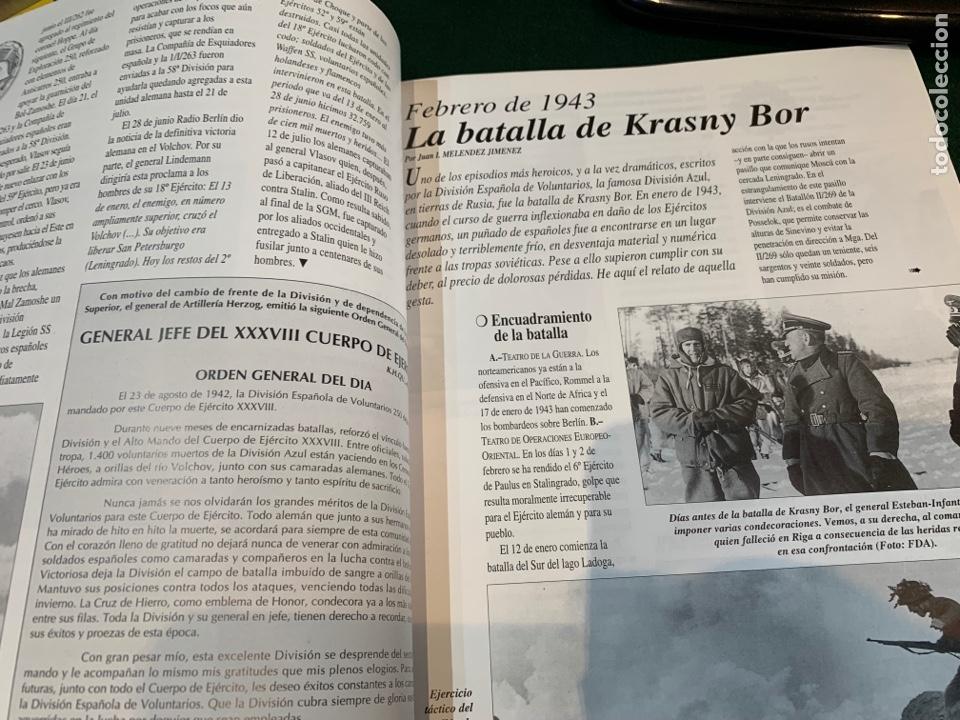 Militaria: N. Extra Defensa - Dedicada a la División Azul - - Foto 25 - 268618104