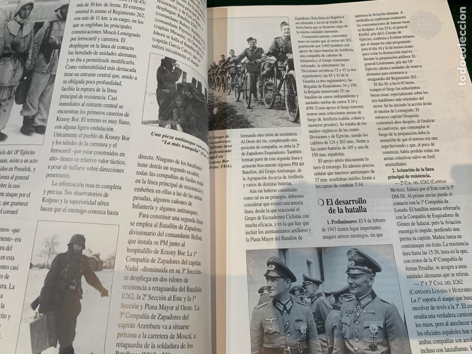 Militaria: N. Extra Defensa - Dedicada a la División Azul - - Foto 26 - 268618104