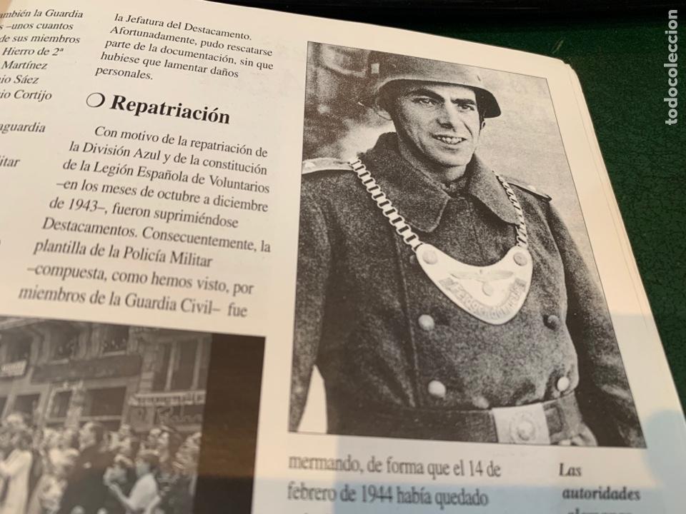 Militaria: N. Extra Defensa - Dedicada a la División Azul - - Foto 30 - 268618104