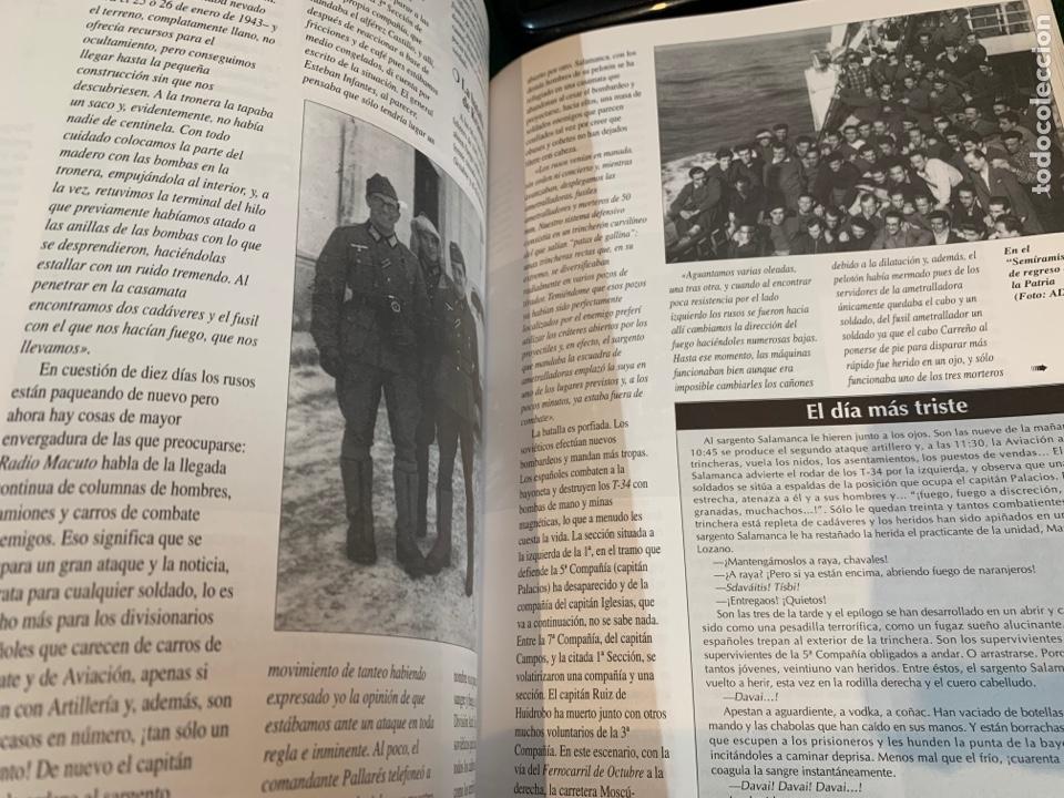 Militaria: N. Extra Defensa - Dedicada a la División Azul - - Foto 33 - 268618104
