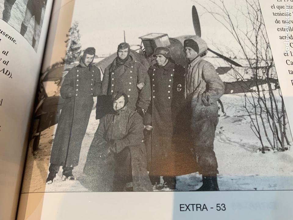 Militaria: N. Extra Defensa - Dedicada a la División Azul - - Foto 36 - 268618104