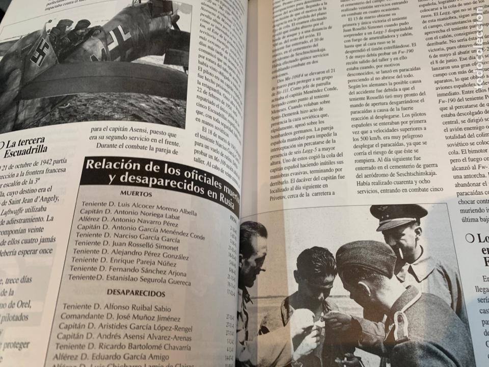 Militaria: N. Extra Defensa - Dedicada a la División Azul - - Foto 37 - 268618104