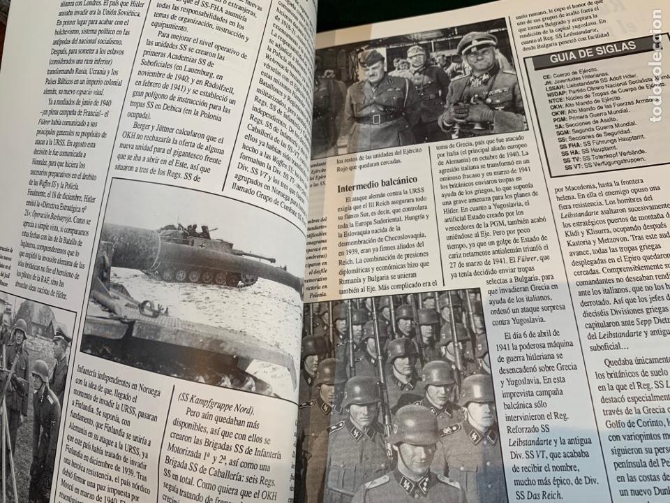 Militaria: N. Extra Defensa - Dedicado a la Waffen -SS - Los Centuriones del III Reich - - Foto 8 - 268618899