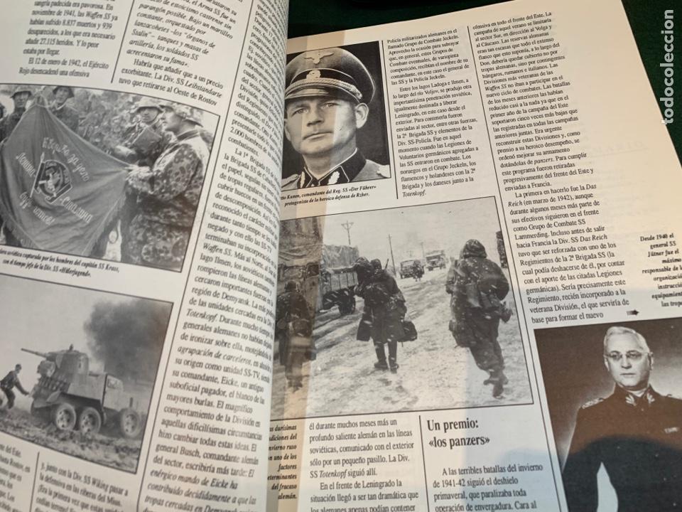 Militaria: N. Extra Defensa - Dedicado a la Waffen -SS - Los Centuriones del III Reich - - Foto 10 - 268618899