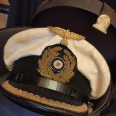 Militaria: GORRA BLANCA DE OFICIAL DE KRIEGSMARINE. Lote 268989174