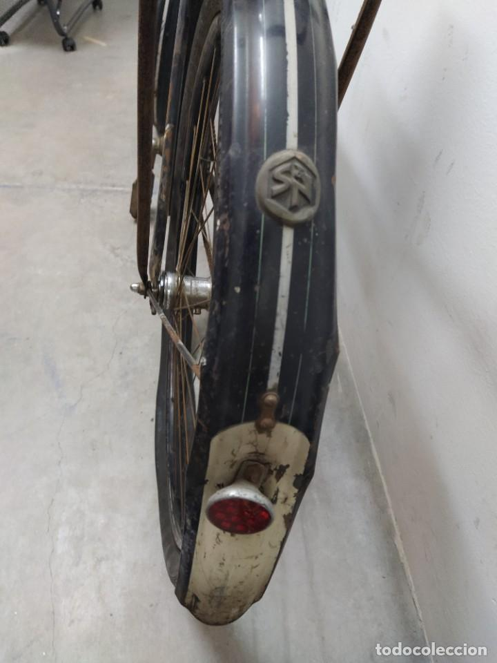 Militaria: Bicicleta alemana segunda guerra mundial witkrop - Foto 2 - 269040468