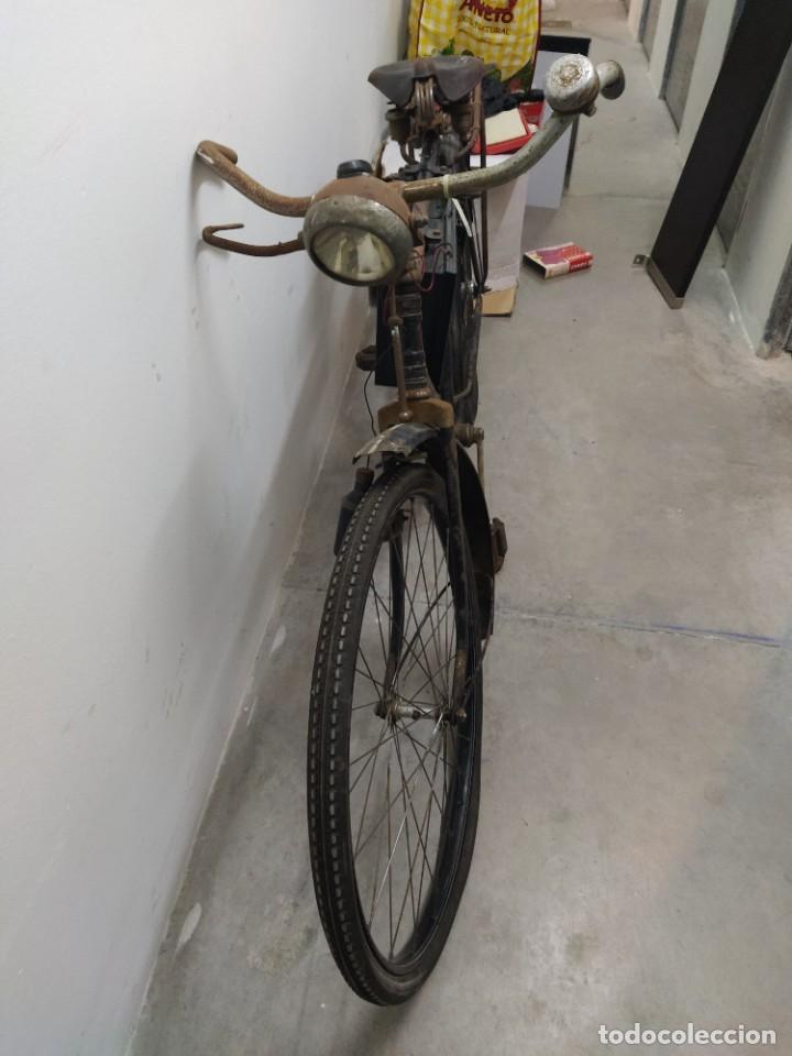 Militaria: Bicicleta alemana segunda guerra mundial witkrop - Foto 5 - 269040468