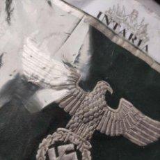 Militaria: ESTANDARTE DE VEHÍCULO ALEMÁN. Lote 269770488