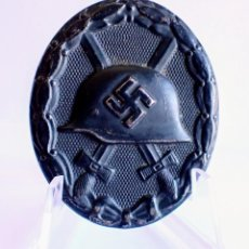 Militaria: DISTINTIVO DE HERIDO EN NEGRO 1939 - II GUERRA MUNDIAL. Lote 274361323